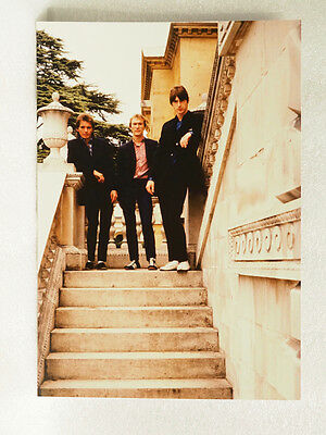 The Jam Paul Weller print from original transparency 31.08.1981 Chiswick House