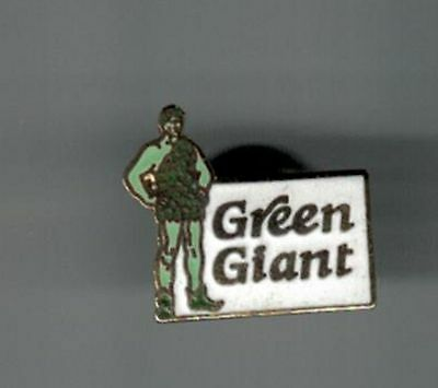 1990s Jolly Green Giant Lapel Pin