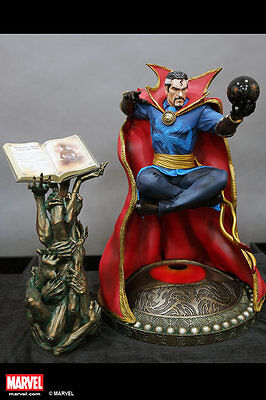 XM Studios DR. STRANGE STATUE Figure US Seller New and Sealed FREE SHIP
