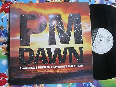 PM Dawn A Watcher's Point Of View Gee Street GEE 32 12 inch Vinyl Maxi-Single
