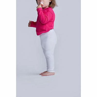 Larkwood Baby/Toddler Leggings Kids Children Trousers Elasticated Waist Pants