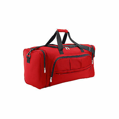 Mens Weekend Holdall Bag Sports Gym Hiking Camping Travel Carry Luggage Rucksack