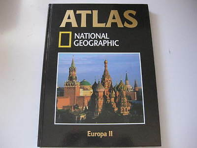Atlas National Geographic EUROPA III
