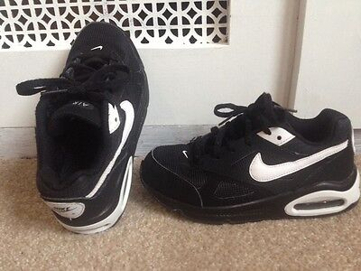 black white air boys trainers kids sport shoes