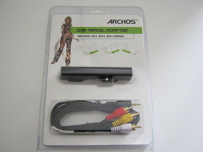 Archos Dvr Travel Adapter