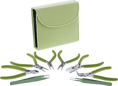 Fashion Color Pliers Set &, Clutch-light Olive