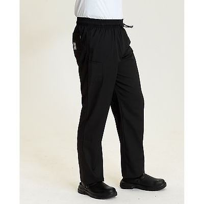 Le Chef Professional Trousers Pants Unisex Chefwear Work Catering Chefs Trouser