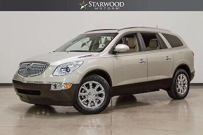 2012 Buick Enclave  2012 Buick Enclave Premium Gold Leather Navi Heated Seats