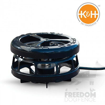 K&H Pet Products Deluxe Perfect Climate Pond De-Icer 250 750 or 1500 Watt