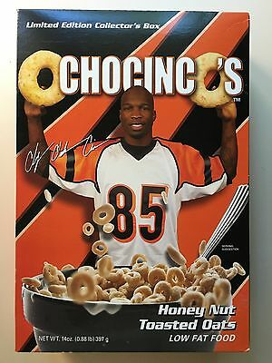 Chad Ochocinco Cereal - Perfect Box