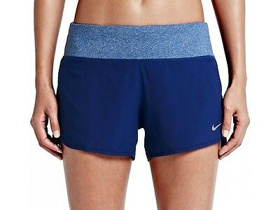 New Nike Women's Flex Running Shorts 3 Inch/run/gym/holidays/built in pants/2in1