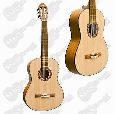 Valencia Vc304 Full Size Classical Nylon String Guitar. Warmth, Tone, Projection
