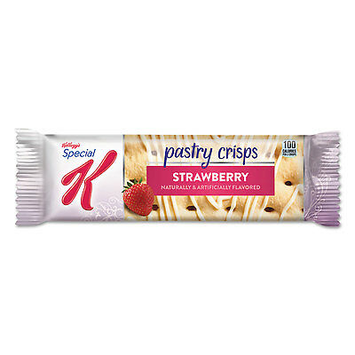 Special K Pastry Crisps, Strawberry, 9/box