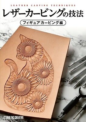 Japanese Book Leather Carving Tecniques