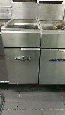 Imperial / Elite / Pitco / commercial gas and electric fryer...