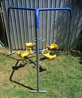 Gosafe Merry Go Round Spinning Play Equipment - Pickup 3201 Carrum Downs