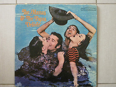 Mamas & the Papas, 67 LP on Dunhill