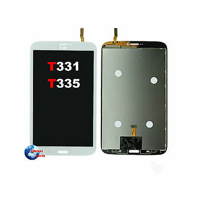 "Display Lcd + Touch Screen Samsung Galaxy Tab 4 8"" Sm T331 Sm T335"