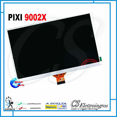 DISPLAY LCD Tablet Alcatel One Touch PIXI 3 9002X Ricambio