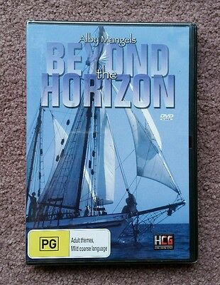 Alby Mangels Beyond the Horizon DVD brand new & sealed