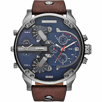 'brand New' Diesel Daddy 2.0 Men's Watch - Dz7314