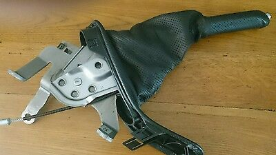 MG ZT ZT-T ROVER 75 handbrake lever and cover