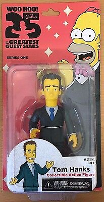 The Simpsons 25th Anniversary NECA Series 1 Tom Hanks Action Figure