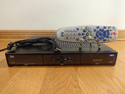 Bell 6131 HDTV Digital Satellite Receiver HDMI Cable + Remote READY TO ACTIVATE