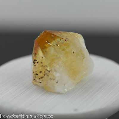 Citrine Gemstone natural crystal 10.0 g great rare gift