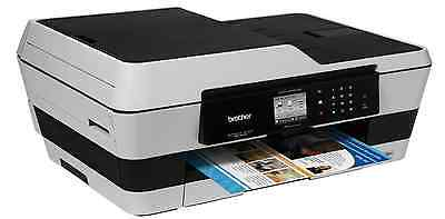 NEW Brother A3 Inkjet Printer MFC-J6520DW, print/fax/copy/scan/double/WIRELESS