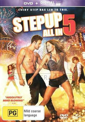 Ultraviolet code ONLY- SD- Step Up 5