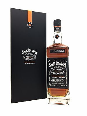 Jack Daniels Sinatra Select Tennessee Whiskey 90 Proof 1Litre USA release