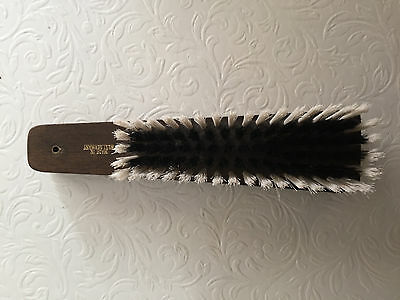 Vintage Clothes Brush combined Shoe Horn