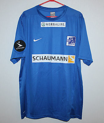 Lyngby BK Denmark home player issue version shirt #60 Gammelfar Nike