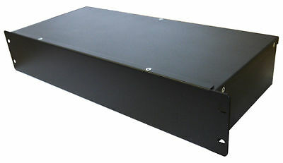 2u Rack Mount Chassis Case - 200mm Deep
