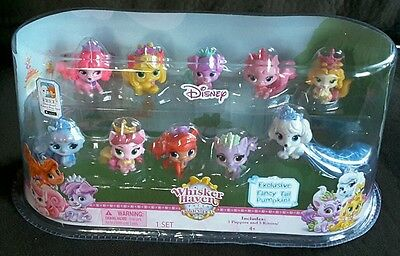 Disney Princess Palace Pets Whisker Haven Tales Figure Gift Set 10 Exclusive