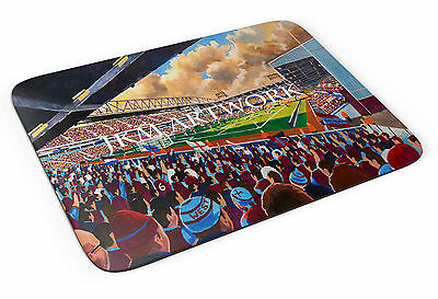 Upton Park Stadium Art Mouse Mat - West Ham United FC