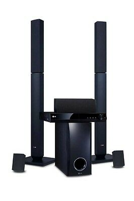 LG DH4430P 5.1 Channel 330 W DVD Home Cinema System - Black