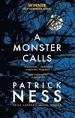 A Monster Calls - Book by Patrick Ness, Siobhan Dowd (Paperback, 2015)