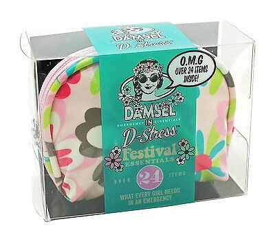 Danielle Damsel In D-Stress Festival Flower Emergency Essentials Kit