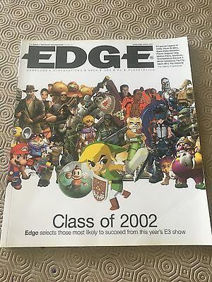Edge Magazine  July 2002 Edition, Issue 112