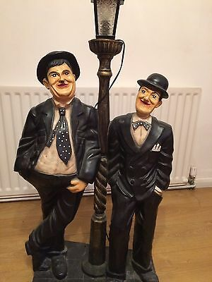 Laurel And Hardy Lamp