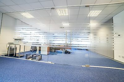 Glass Dividers Professionally Installed