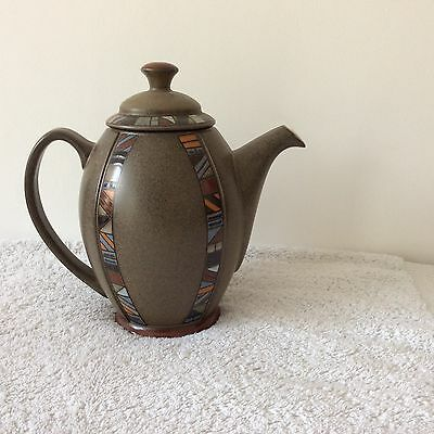 Denby Marrakesh Coffee Pot