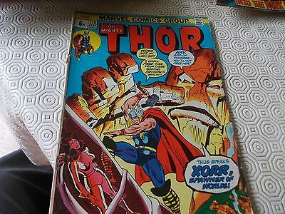 Thor 215.Marvel 79s issue