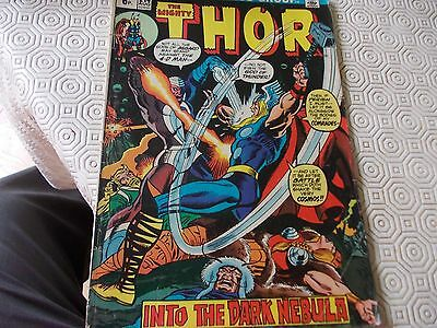 Thor 214.Marvel 70s issue