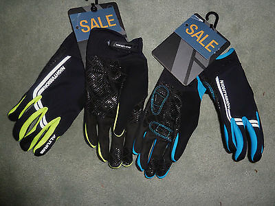 Altura Nightvision Windproof Full Finger Cycling Gloves