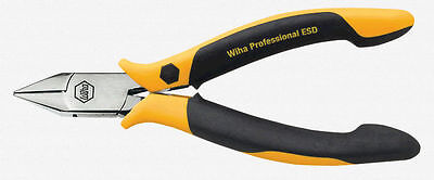 Wiha Professional Series Electronic Pliers Cutters ESD 32705 Made in Germany New