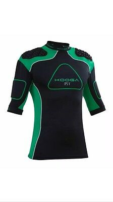 Kooga IPS PRO V Mens Rugby Protective Layer Shoulder Pads Size XL