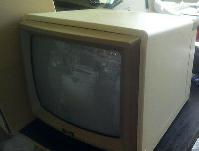 "Microvitec Cub 1431MS4 / 1431DS2 14"" CRT Monitor for BBC Microcomputer"